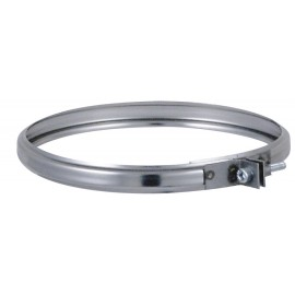 Collier Securité  Inox Tyral D139Mm