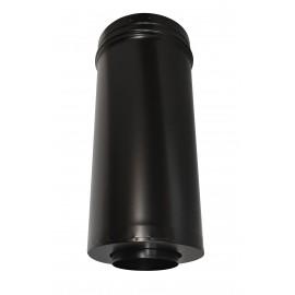 Elément De Finition Noir Mat 153Dpi-150Emn L50Cm