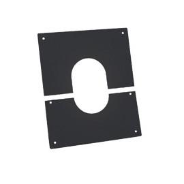 Plaque Propreté Noir 0-15° D153Mm