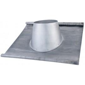 Solin Plomb + Larmier 25-45° Dp D200Mm