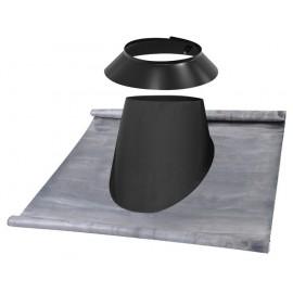 Solin Plomb+Larmier 25A45° Dpø200Ral9005