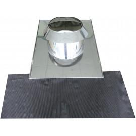 Solin Tuile +Larmier 10-30° Dp D180Mm