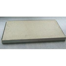 Kit déflecteur inox PB50 + vermiculite réf 91070 - Supra