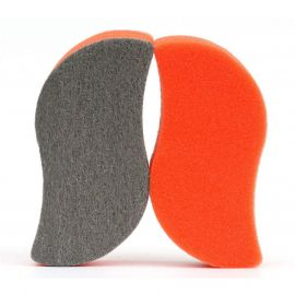 Eponge SCHOTT Robax Dry wiper nettoyant vitres d'inserts de cheminées