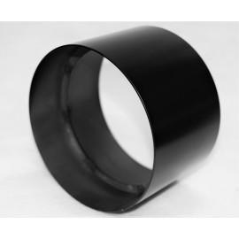 Manchette anti-condensation F/F 2mm acier noir