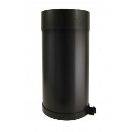 Rallonge Téléscopique 500 Email 1.2mm Noir Diamètre 150