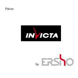 Taque Poele Kazan Invicta - Réf F612234B