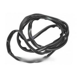 Joint cordon rond 6mm noir 1 mètre - Olsberg