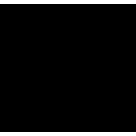 Axe de charnière pour porte en bois D8x136 BNr 026A 1000 021 - Olsberg