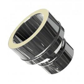 Adaptateur SP femelle diamètre 80 / DP diamètre 100
