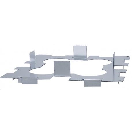 plaque distance de s curit accessoire de po le pellets double paroi isol isotip joncoux. Black Bedroom Furniture Sets. Home Design Ideas