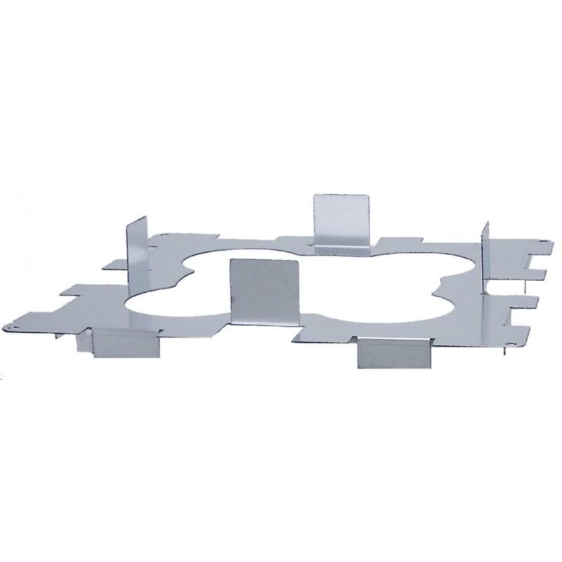 plaque distance de s curit accessoire de po le pellets. Black Bedroom Furniture Sets. Home Design Ideas