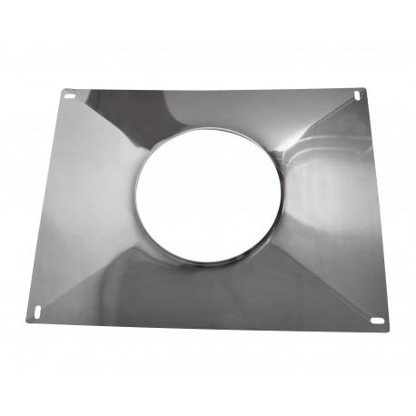 Plaque d'étanchéité avec bord relevé 350*450 mm