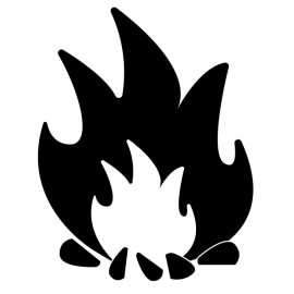 Cache Sortie Fumee Dessus F370 Advance Blanc - Jotul
