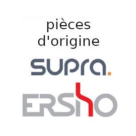 Fixe Vitre Vertical Sv3 Noir SUPRA