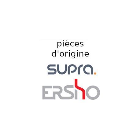 Couvercle E-S Noir SUPRA