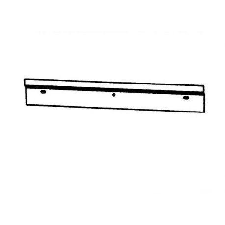 Deflecteur Vitre T64 Noir - Supra Réf Réf 27544NOI2