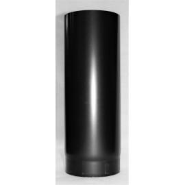 Tuyau 1m SP acier noir 2mm