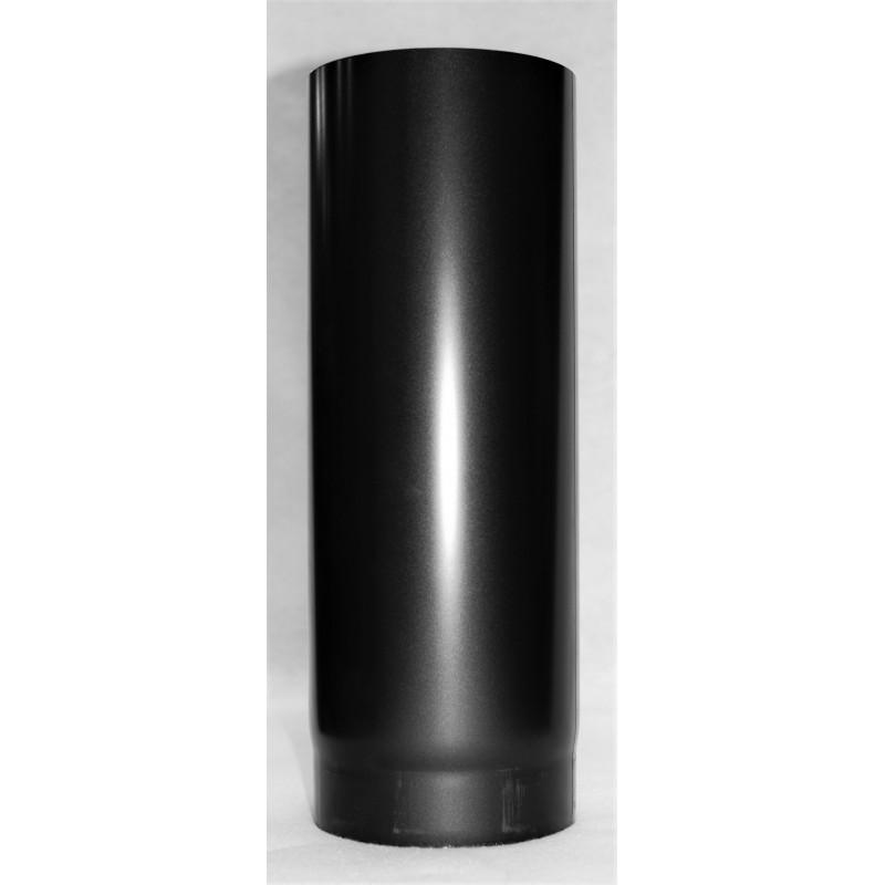 tuyau 1m acier 2mm noir. Black Bedroom Furniture Sets. Home Design Ideas