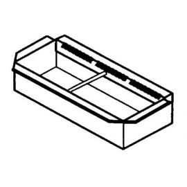 Garniture Laterale -Peint Noir pour poele à bois Deville