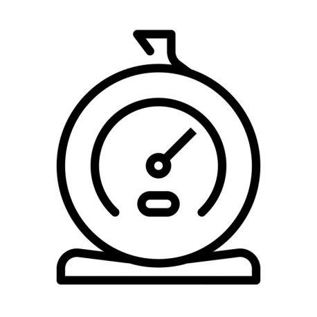 Thermostat De Bruleur pour poele à bois Deville