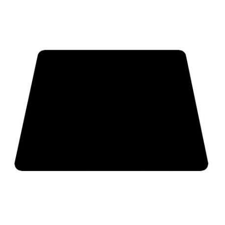 Plaque Fonte Reversible - Larg. 50 Cm pour poele à bois Deville