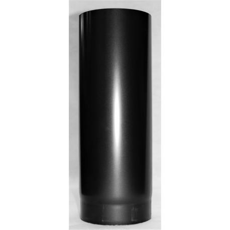 Tuyau 0.5m SP acier noir 2mm
