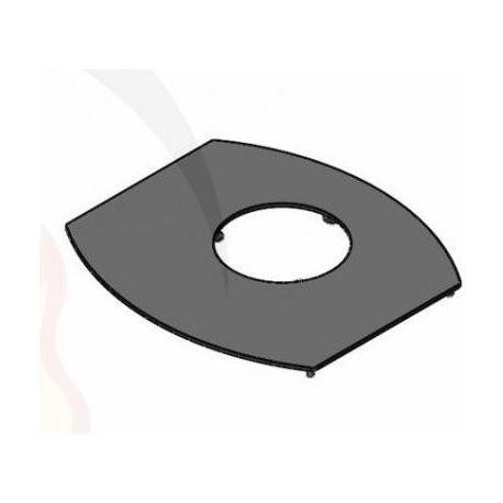 Dessus Noir Brillant E01 SUPRA