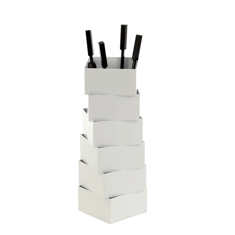 Serviteur Torsion - Blanc B1 - Ref DN-002.10316B1