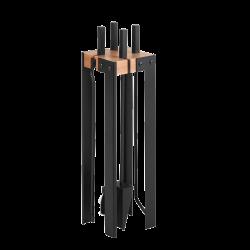 Serviteur Duplex - Noir (N3) - Ref DN-002.10408N3