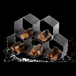 Stockeur Buches Modulis - Noir N3 - Ref DN-005.10303N3