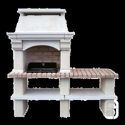 Barbecue Mons grand modèle & 1 Table Ton Pierre