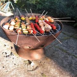 brasero barbecue BBQ