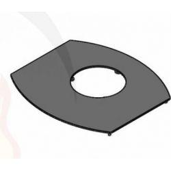 Couvercle Plein Scan 45 Noir  - SCAN