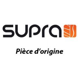 20X3X348 Equerre De Fixation Noir - Supra Réf Réf 14366NOI2