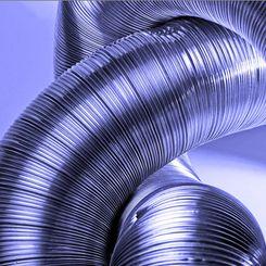 Tubage flexible pour cheminée et poele à bois gaz ou granulés